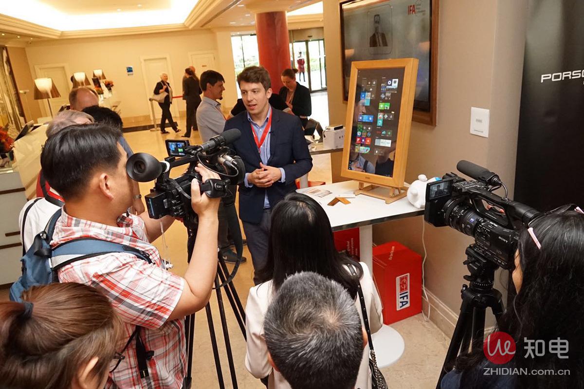 德国初创企业DIRROR在IFA全球媒体大会的展示.JPG