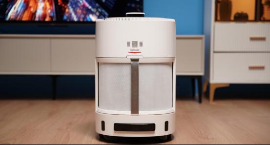 沁宝AIRBOT ANDY PRO空气净化机器人通过知电实验室母婴适用家电评测2143.png