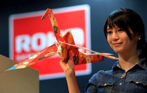 日本纸质无人机