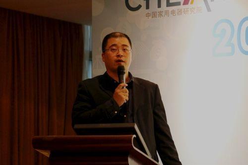 中国家用电器研究院智慧家庭研究中心主任梅晓春-1