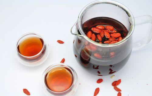 红枣普洱茶