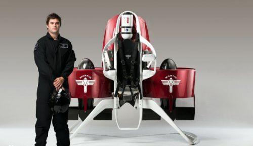Martin-Jetpack飞行器