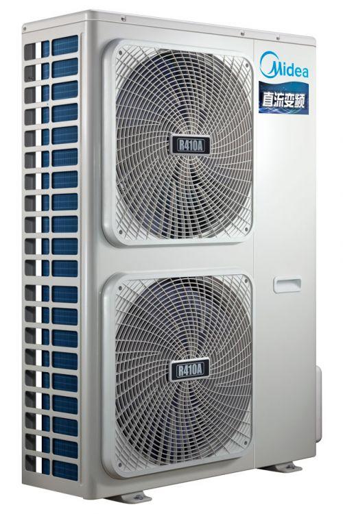 直流调速家用中央空调MDVH-V160W$SN1-612TR(E1)侧面