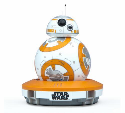 BB-8微型遥控机器人