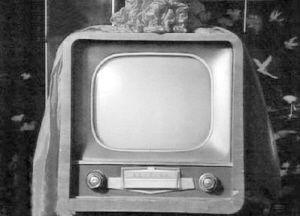 中国第一台电视