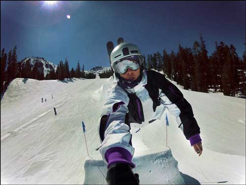 Gopro-滑雪