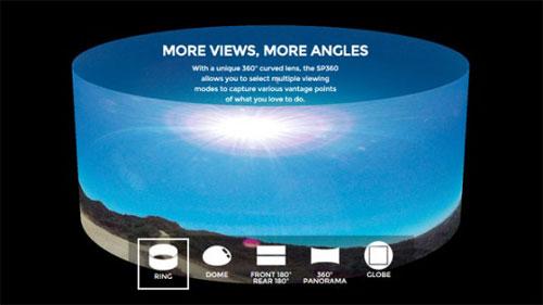 柯达SP360-360度全景1