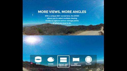 柯达SP360-360度全景-2