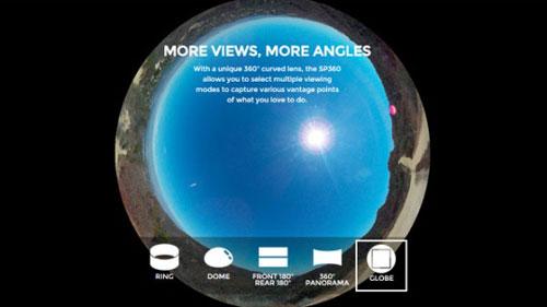 柯达SP360-360度全景3