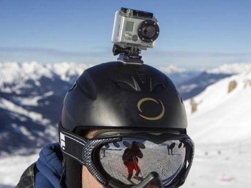 滑雪运动相机