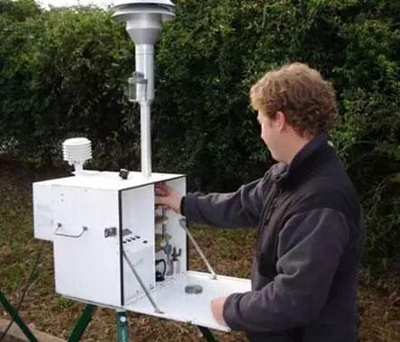 质量法测雾霾-1