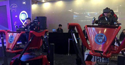 赛车类VR外设