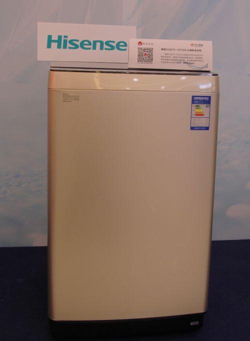 海信XQB75-V6702LD型波轮洗衣机