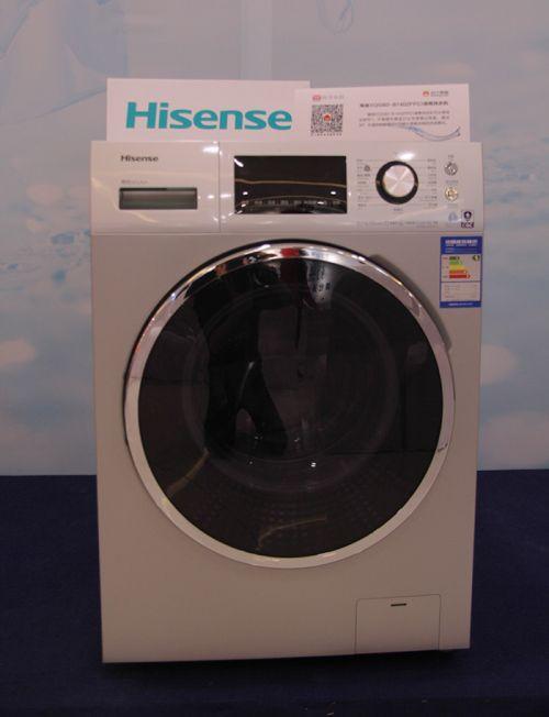 海信XQG80-B1402FPCI型滚筒洗衣机