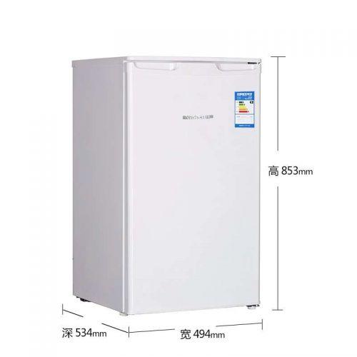 容声BC-99迷你单门冰箱尺寸