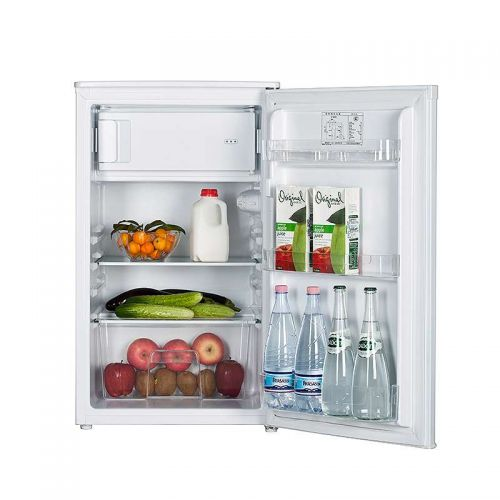 容声BC-99迷你单门冰箱内部