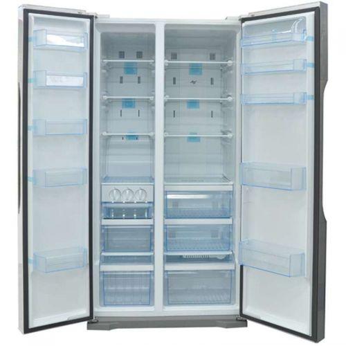 松下NR-W56S1-W对开门冰箱内部