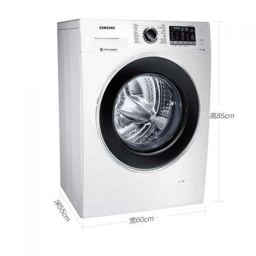 三星WW80J5230GWSC 8公斤滚筒洗衣机