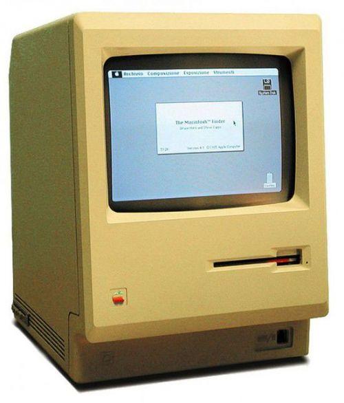 苹果第一台电脑