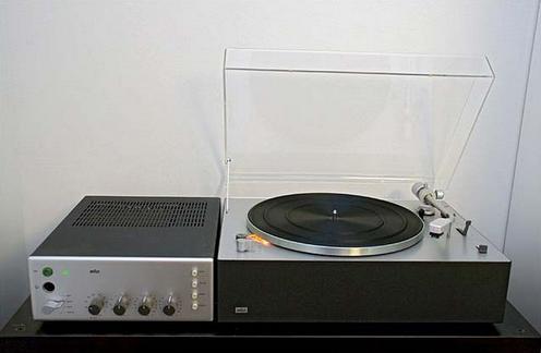 博朗L60音响系统