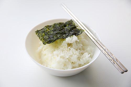 米饭 碗里1