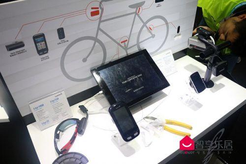 佳明自行车智能配件