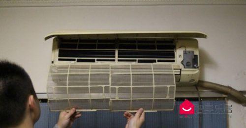 空调滤网清洗