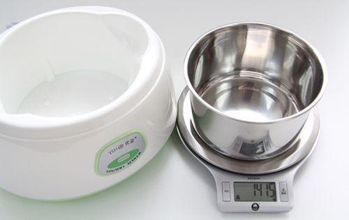 优益酸奶机内胆重量