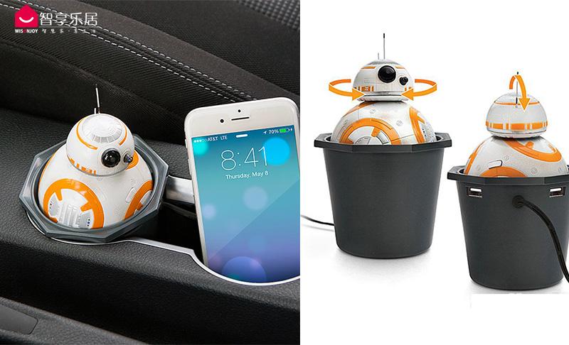 BB-8车载充电器