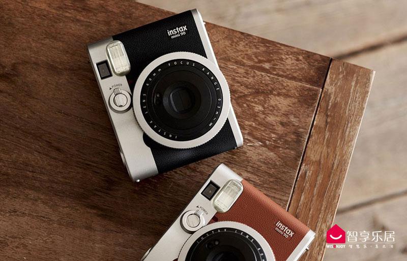 富士拍立得mini90相机