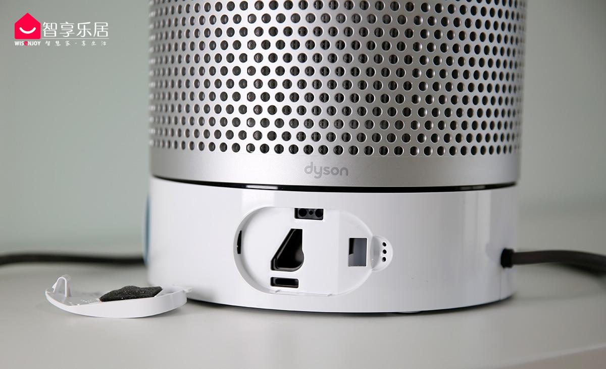 戴森TP02检测空气质量的传感器