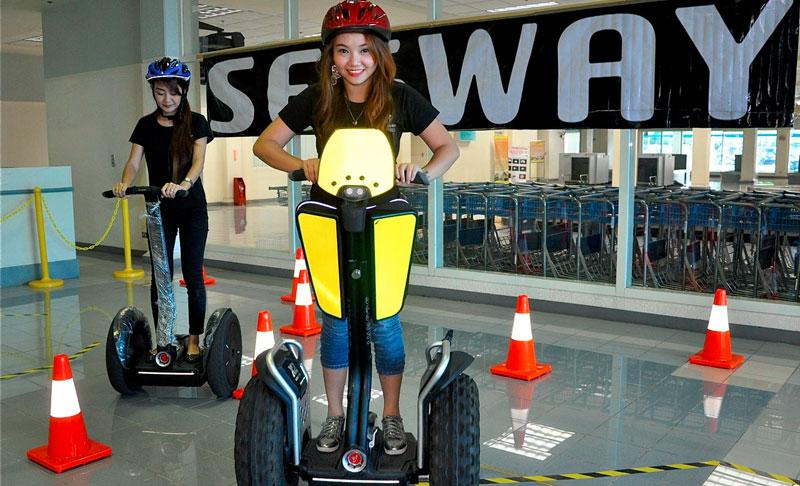 Segway平衡车