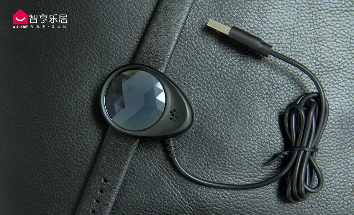 刷刷手环2代充电夹