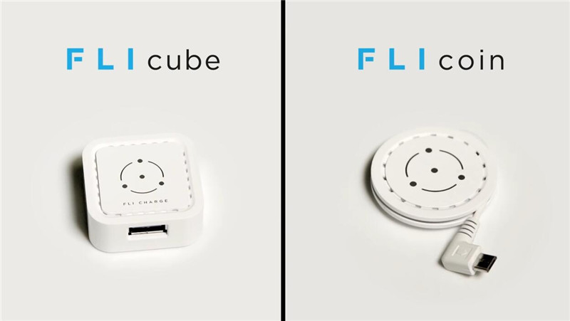 fli charge充cube coin