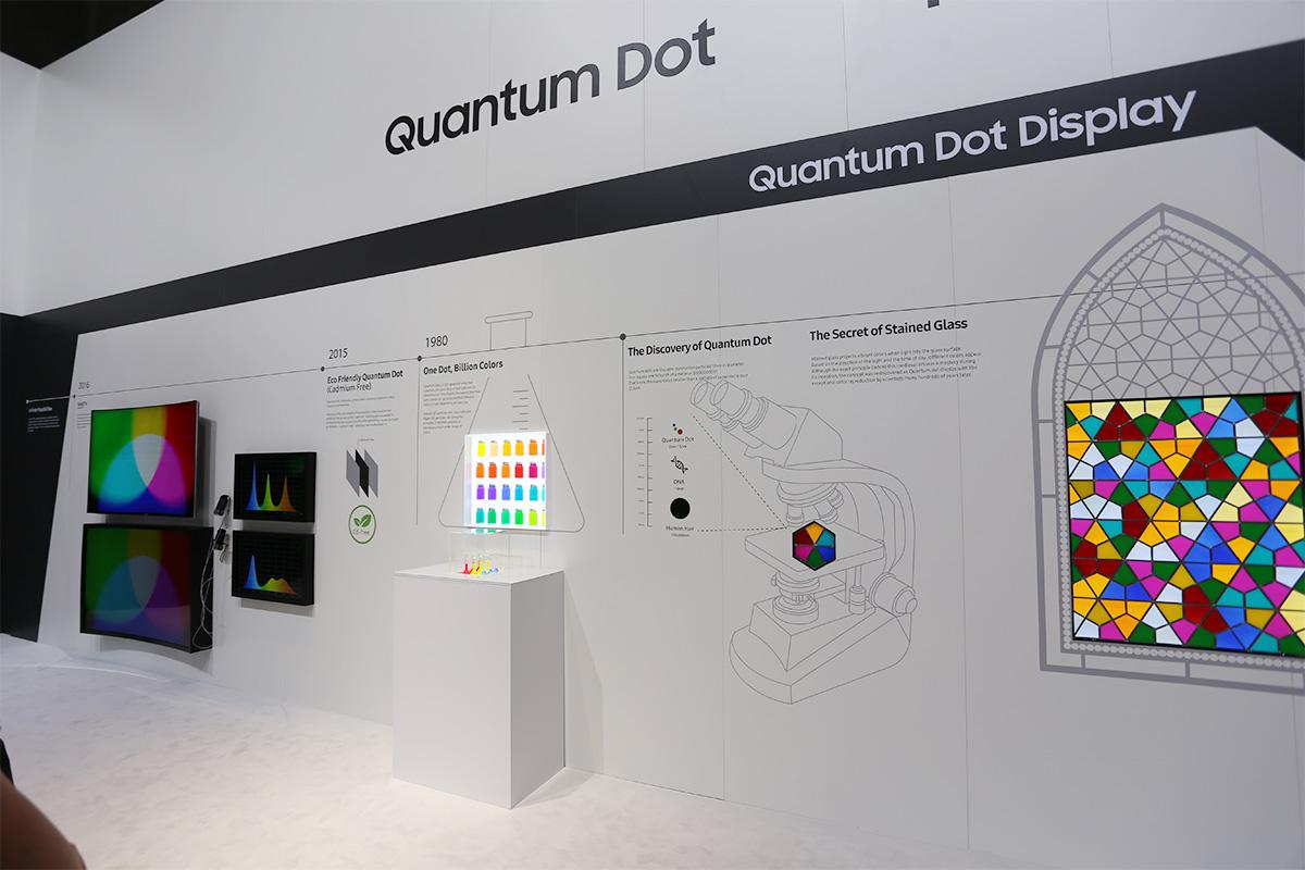 关于三星量子点技术的介绍