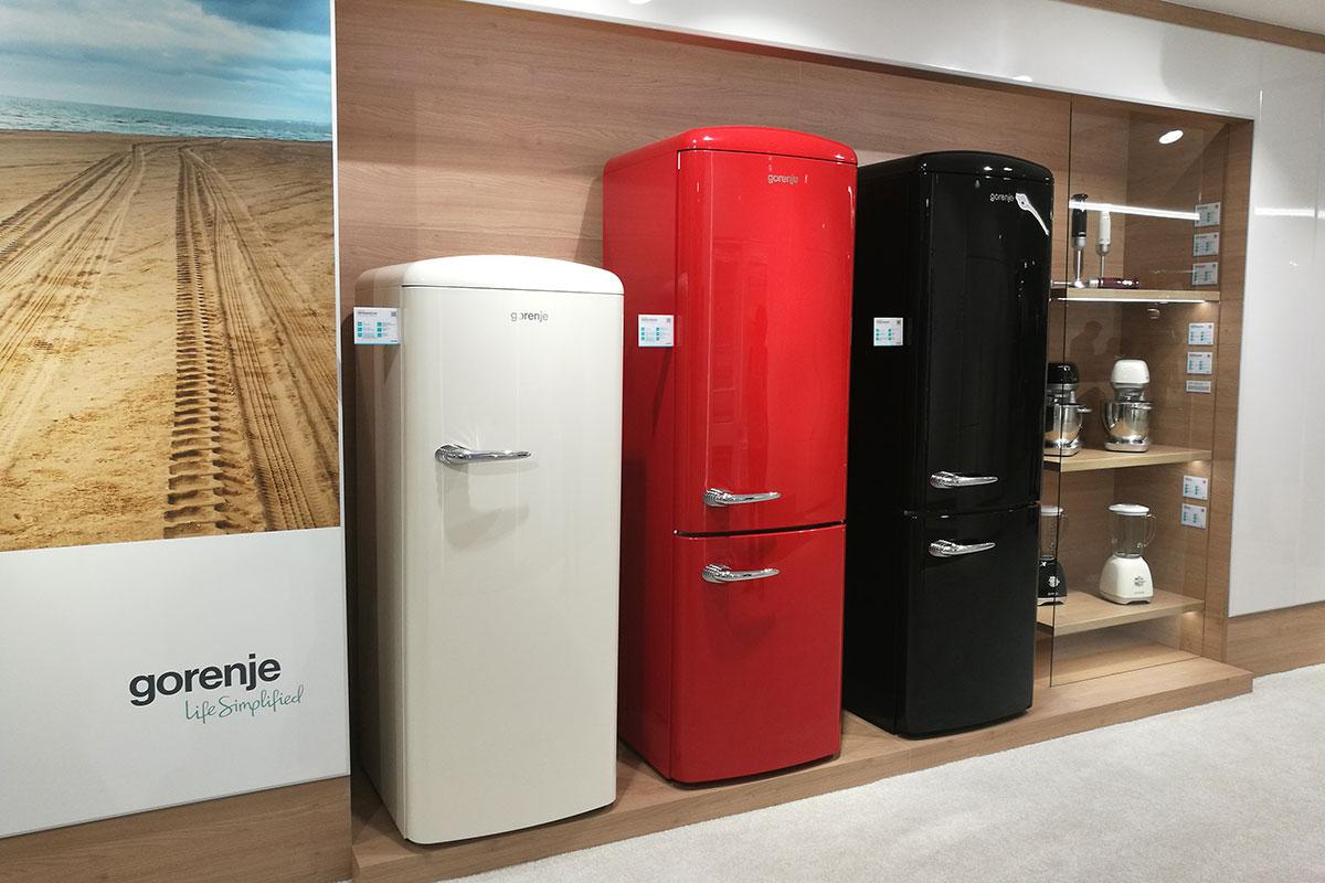 复古式冰箱-2