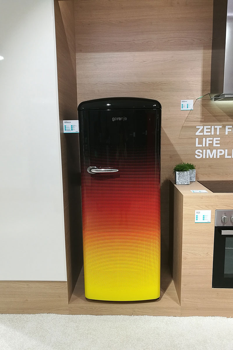 复古式冰箱-3