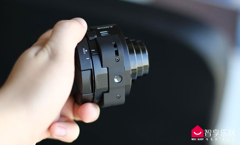 索尼QX10相机看