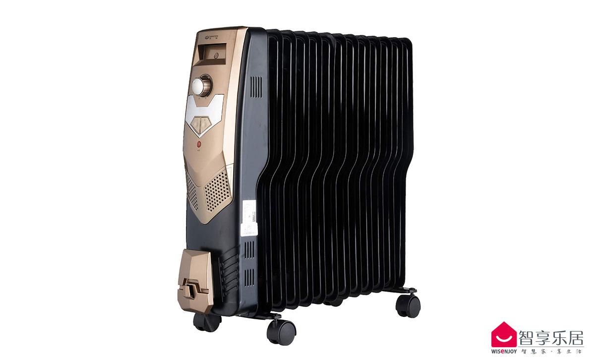 电热油汀式取暖器