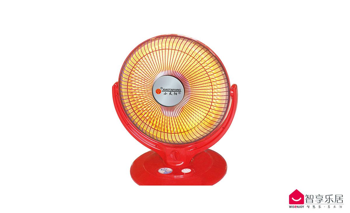 石英管式取暖器--小太阳