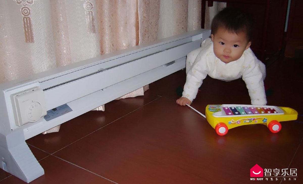 孩子可以放心玩耍