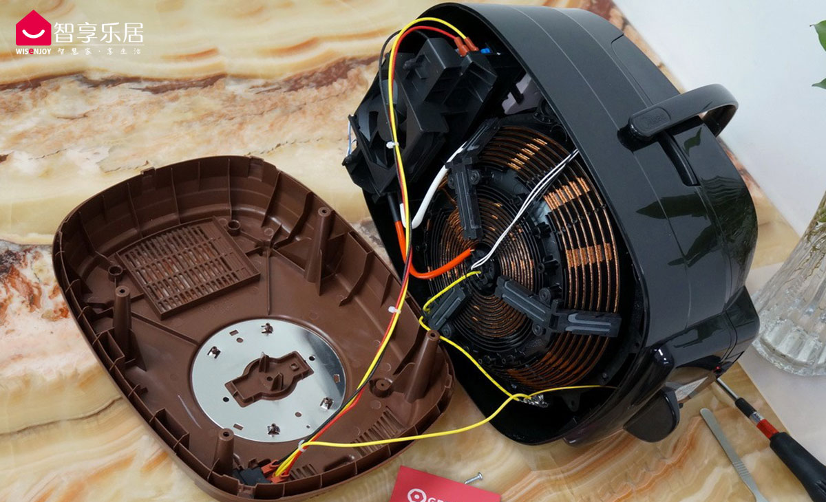 IH电磁加热电饭煲